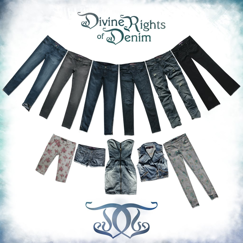 Divine Rights of Denim and Forever 21