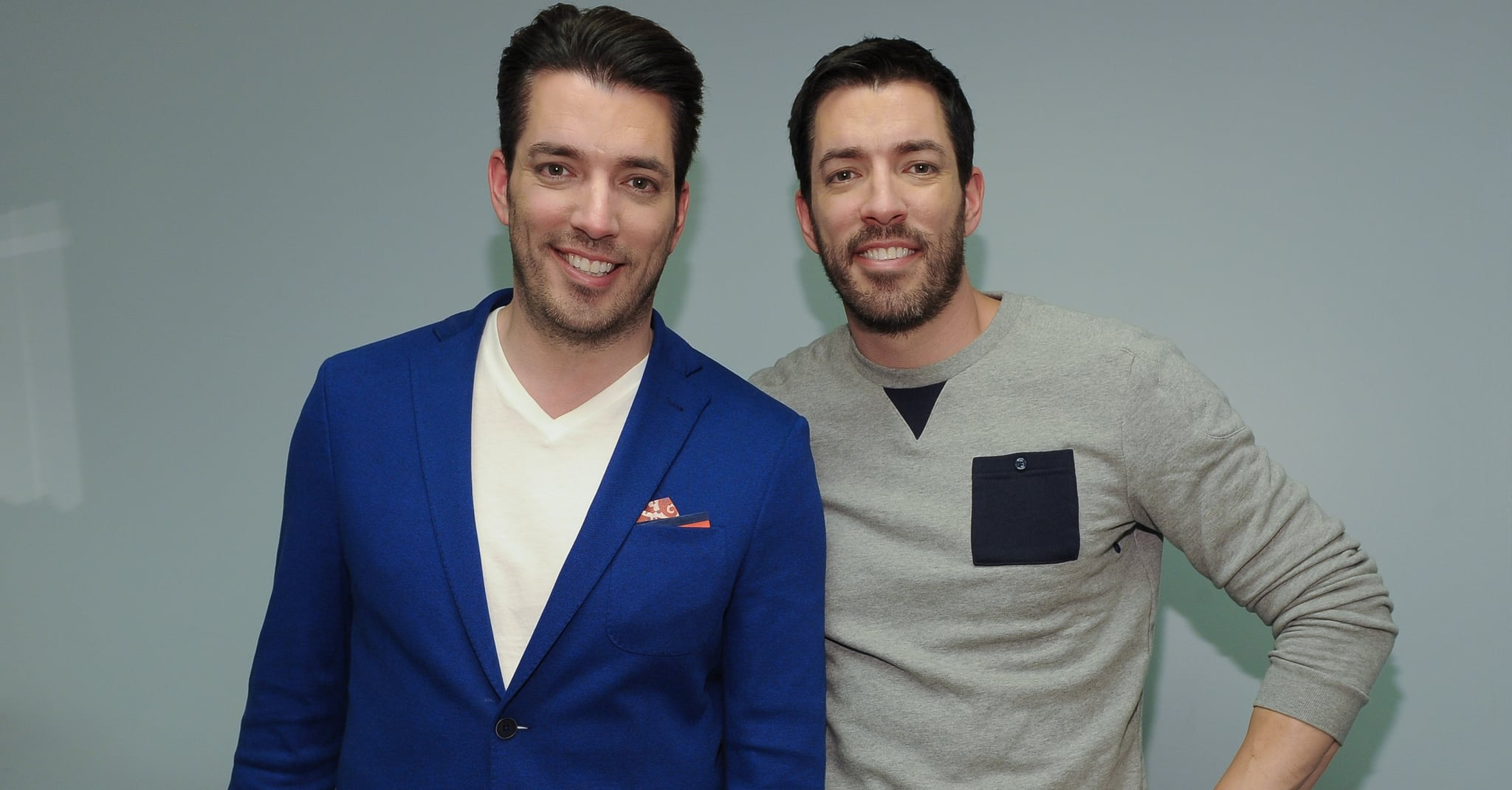 Jonathan and drew scott interview march 2017 popsugar home Who are the property brothers