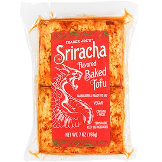 Trader Joe's Sriracha Baked Tofu