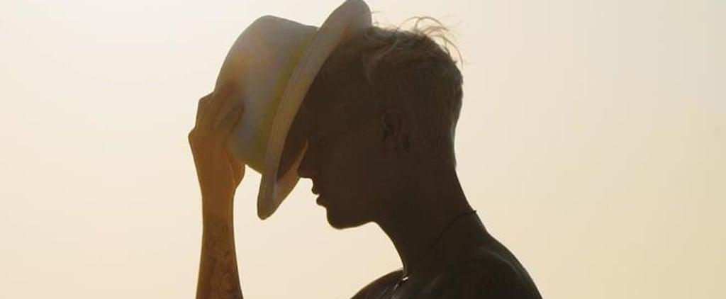 "Justin Bieber's ""Company"" Music Video"