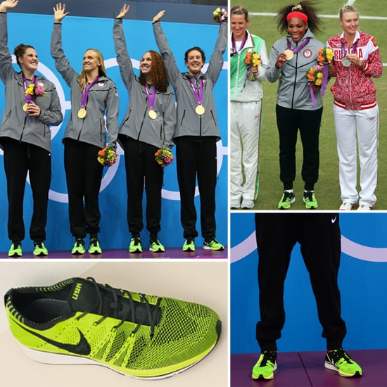 Nike Shoes Us Olympians Are Wearing