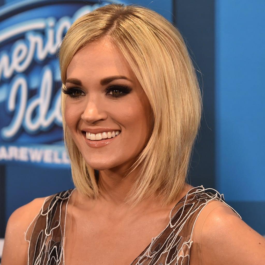 Carrie Underwood Bob Haircut 89739 Enews