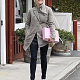 Reese Witherspoon Beams With Birthday and Bridal Excitement