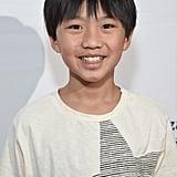 Ian Chen as Young Eugene Choi