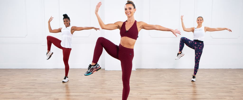 20-Minute DanceBody Cardio and Sculpt Workout