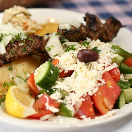 Greek Dishes and Ingredients