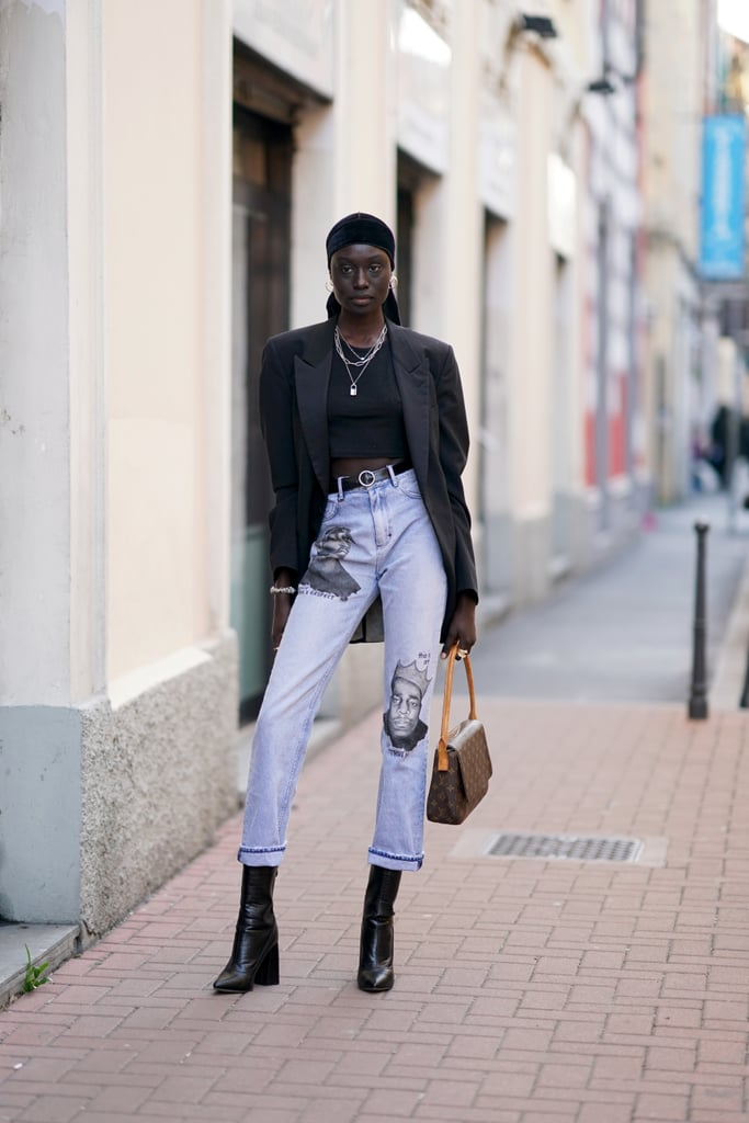 How to Give Your Old Jeans New Life