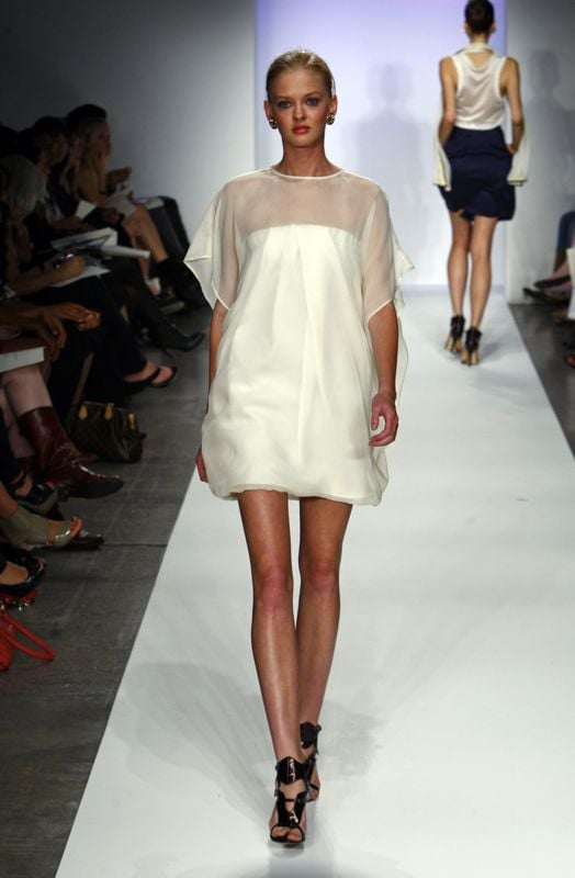 Los Angeles Fashion Week: Crispin & Basilo Spring 2009