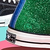 All We Want Under the Tree This Season Are These Glittery Converse Sneakers