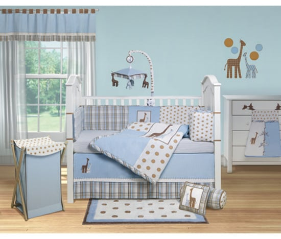 Baby Noah Bedding Set