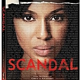 Scandal: Season 1 on DVD ($12)