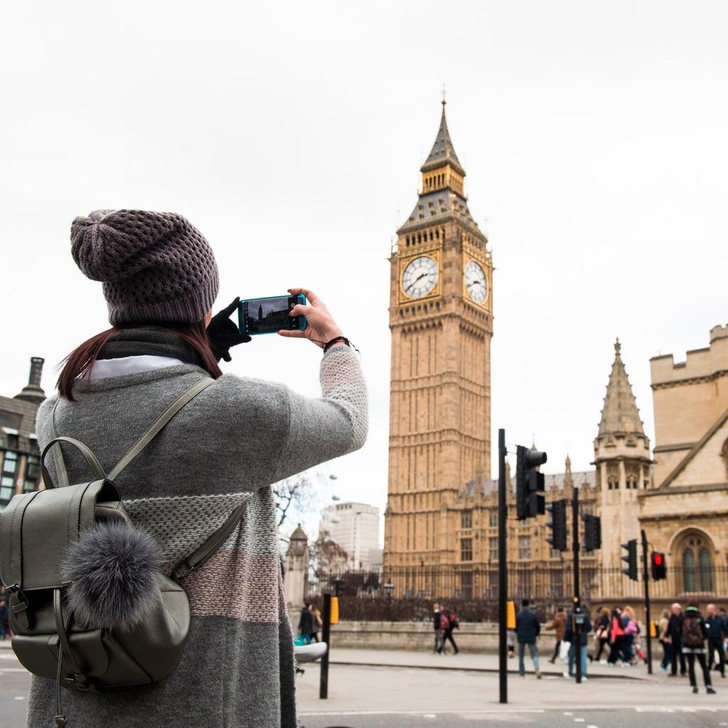 Top UK Cities on Instagram