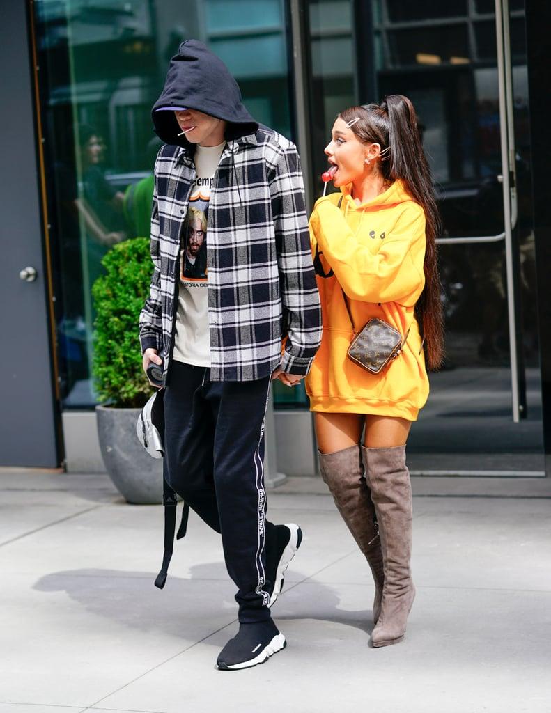 Ariana grande style 2018 popsugar fashion