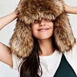 San Diego Hat Company Oversized Faux Fur Trapper Hat ($89)