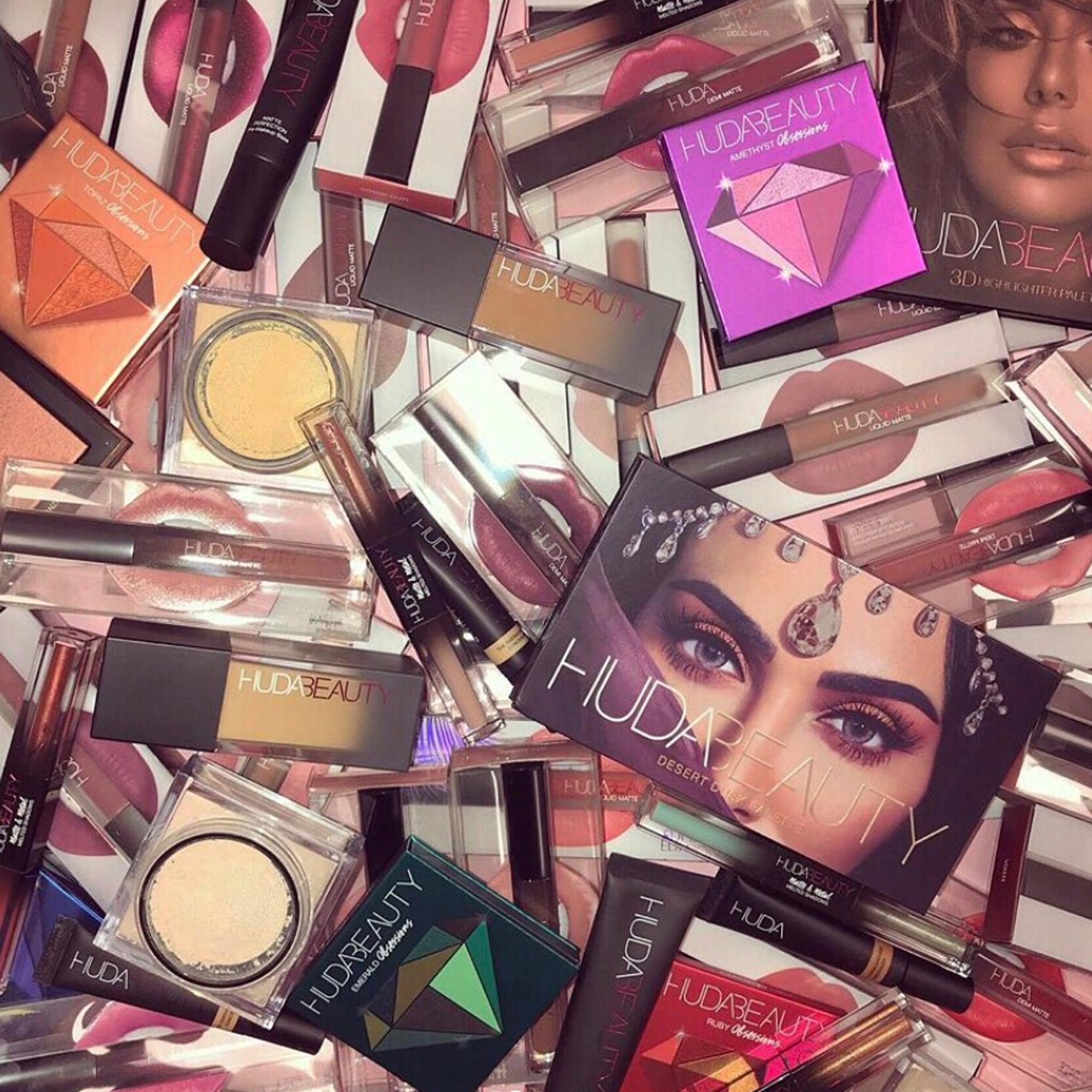 huda beauty collection
