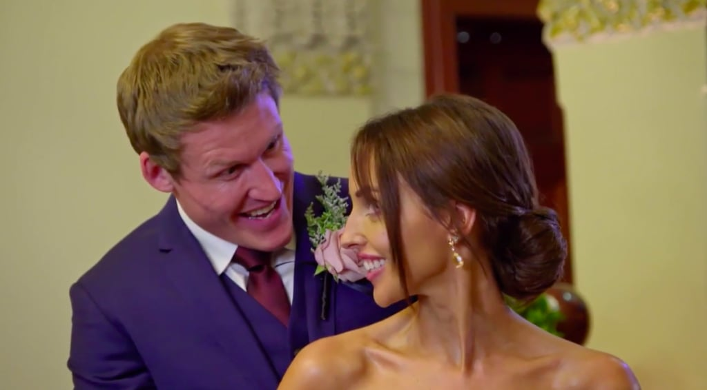 Liz and Seb's MAFS Wedding Pictures 2020