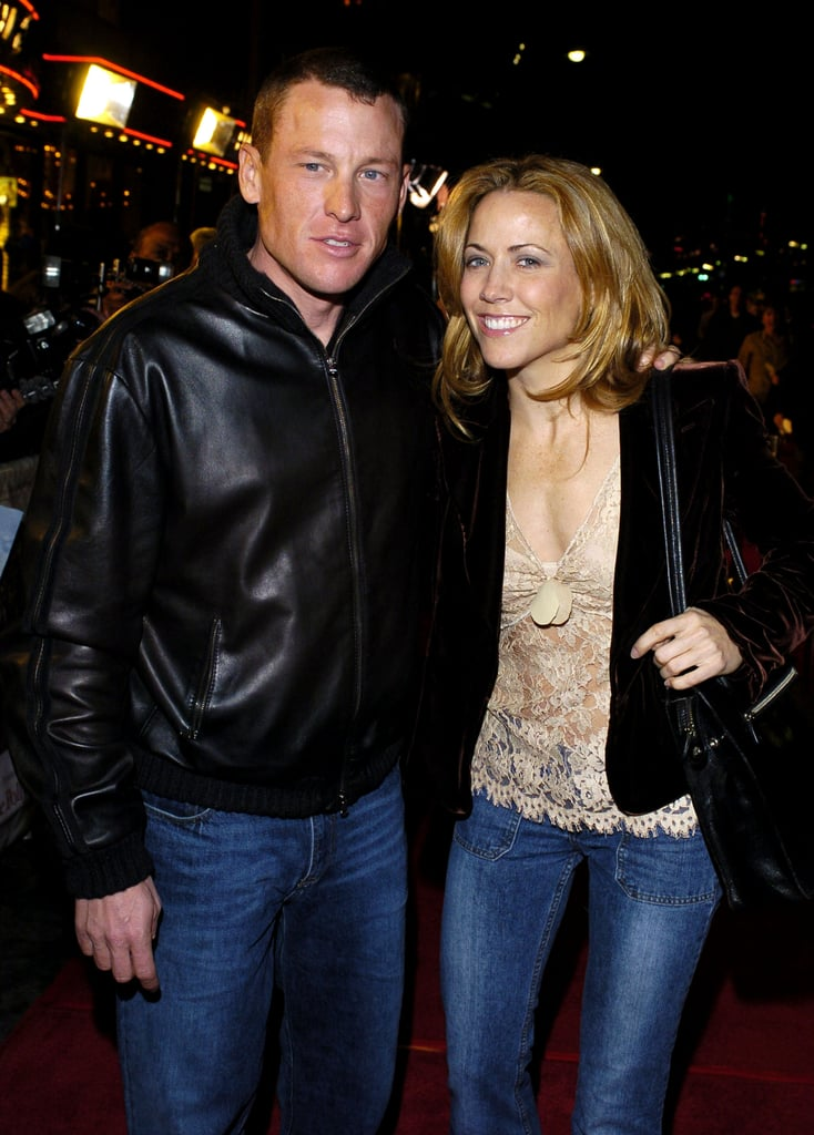 Lance Armstrong and Sheryl Crow