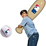 Franklin Sports MLB Inflatable Bat & Ball Set
