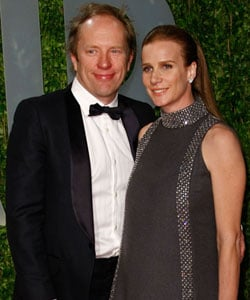Photos of Rachel Griffiths Who Has Given Birth to Her Third Child