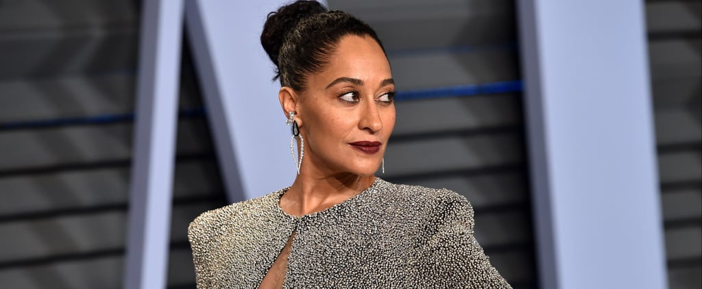 "Tracee Ellis Ross Suffered Wounds From Her Oscars Dress, but She Says ""It Was Worth It"""