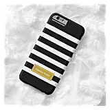 Preppy Stripes iPhone 6 Case