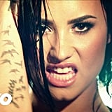 """Confident"" by Demi Lovato"