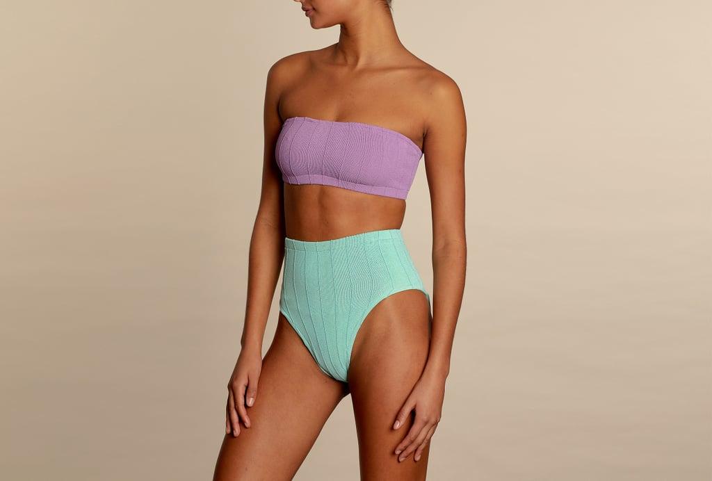 Hunza G Majorelle Duo Edie Nile Bikini