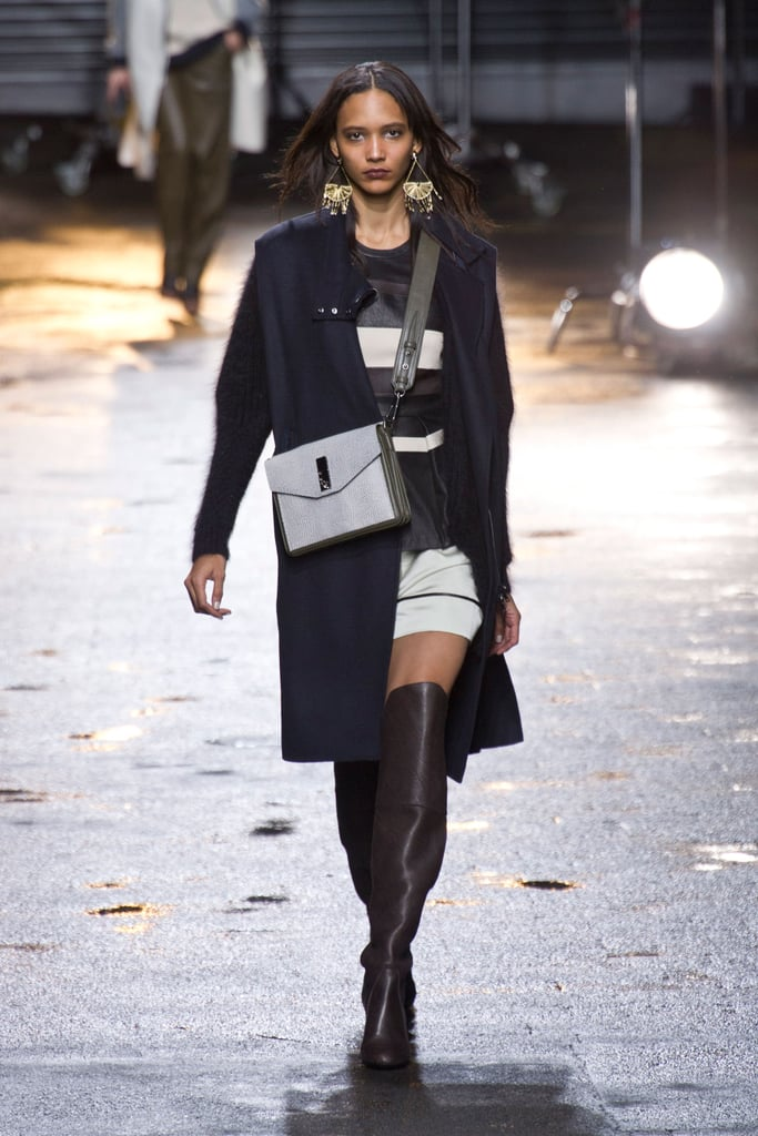 Slim and Structured — the New It Bag