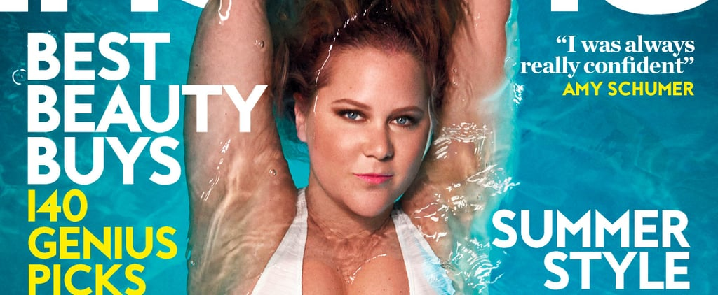 Amy Schumer, Girl After Our Own Hearts, Says Drinking Makes Life More Fun