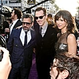 Pictured: Mark Ruffalo, Benedict Cumberbatch, and Sophie Hunter