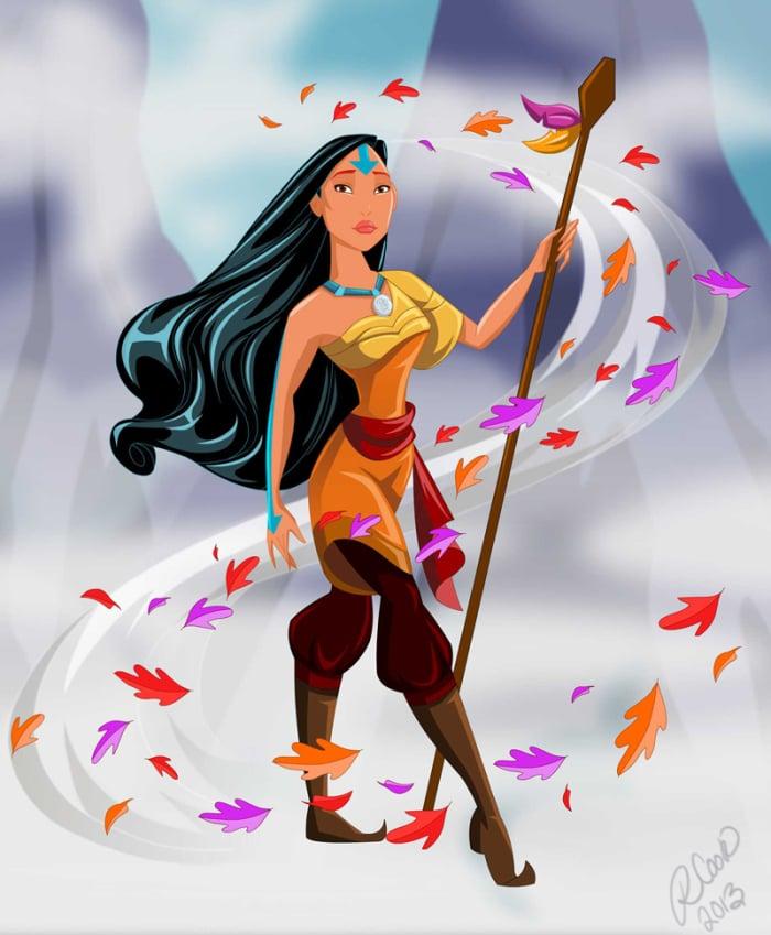 Avatar Pocahontas