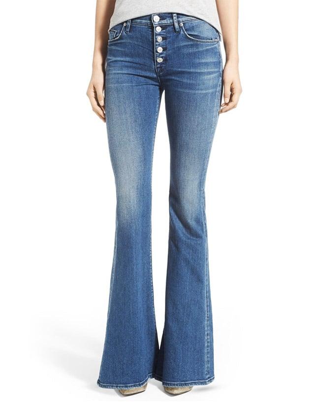 Hudson 'Jodi' High Rise Flare Jeans ($209)