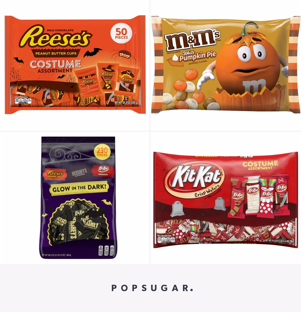 New Walmart Candy Fall 2017