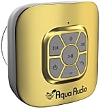 AquaAudio Cubo Portable Waterproof Bluetooth Speaker With Suction Cup For Showers