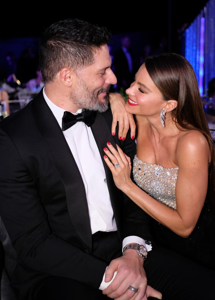 Pictured: Sofia Vergara and Joe Manganiello