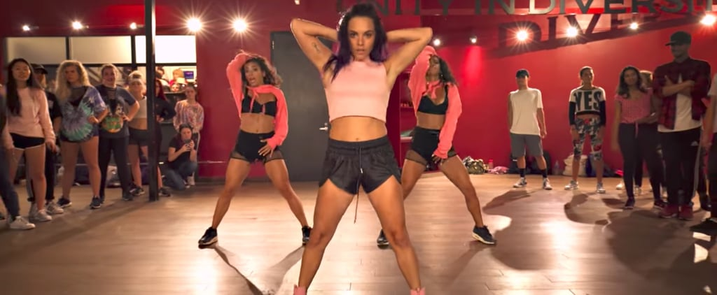 "Demi Lovato ""Sorry Not Sorry"" Dance Video"