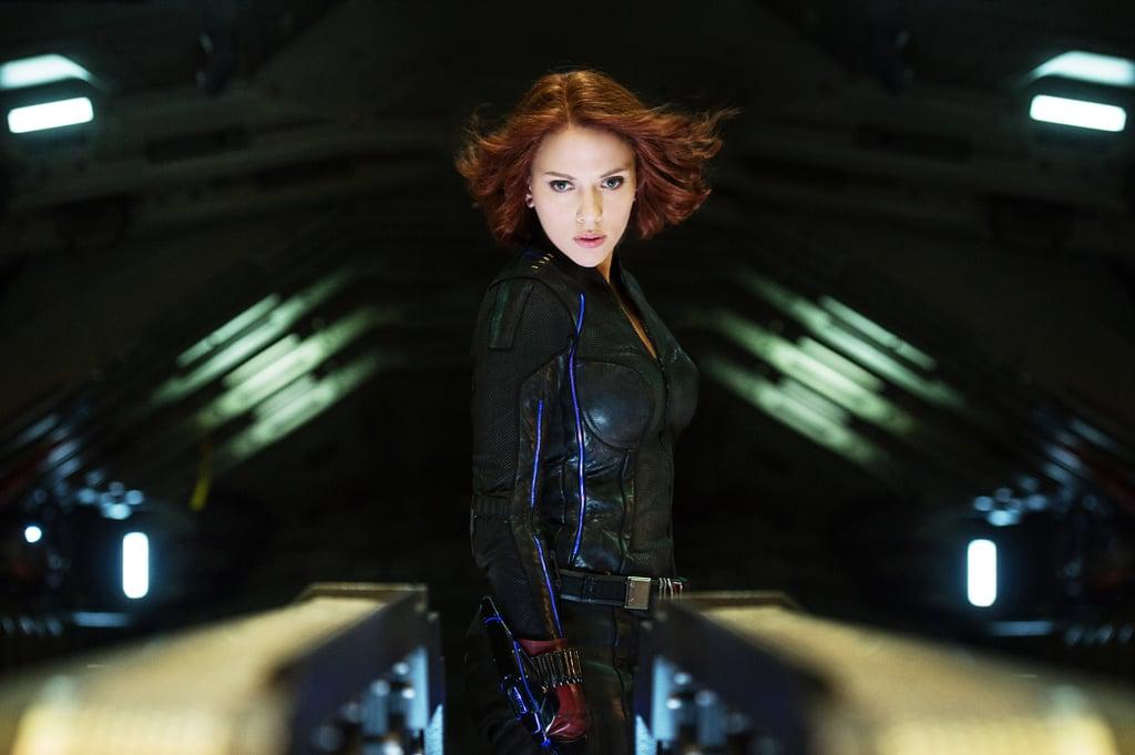Black Widow Movie Cast