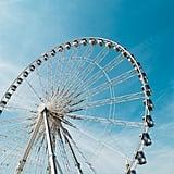 Visit an amusement park.