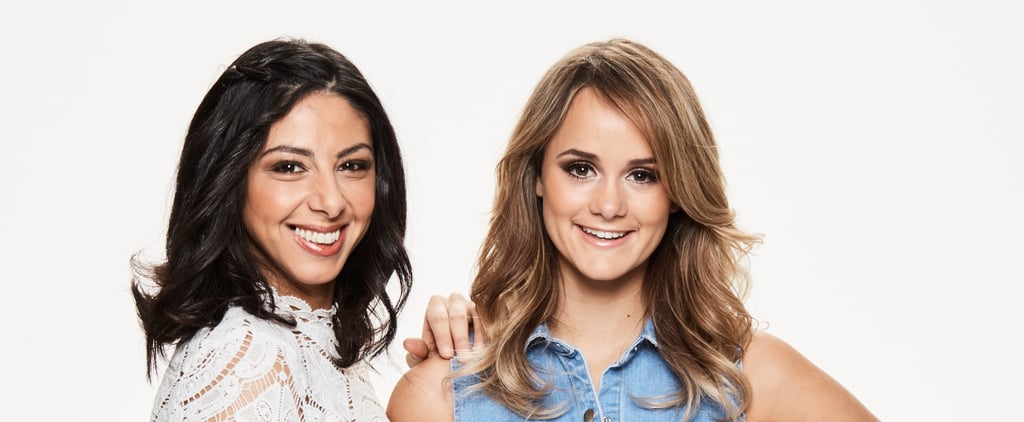 Roula Rachael and Emma Fight on MKR Interview