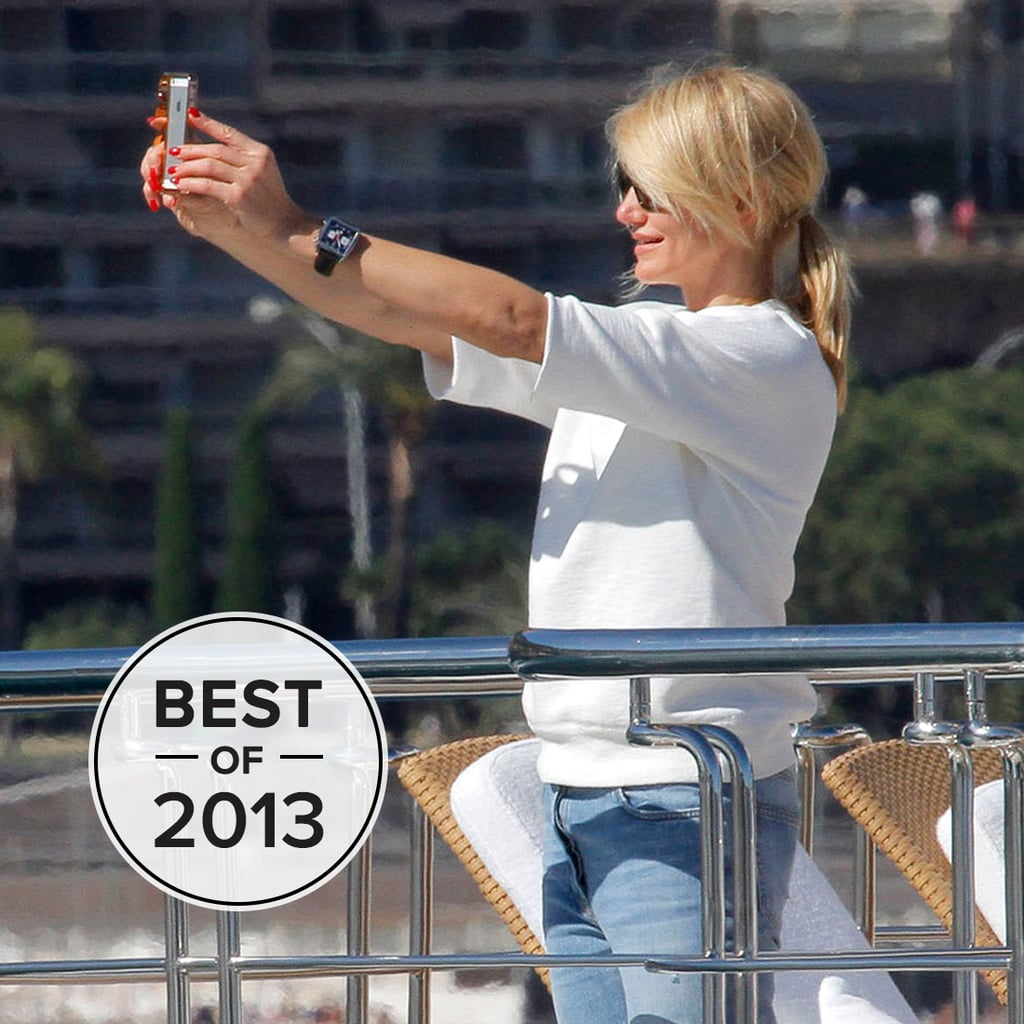 The best celebrity selfies - New York Daily News