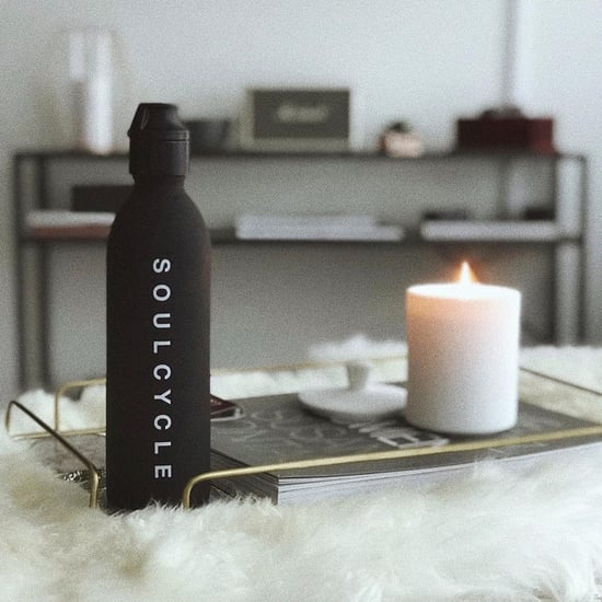 SoulCycle Matte Black Water Bottle