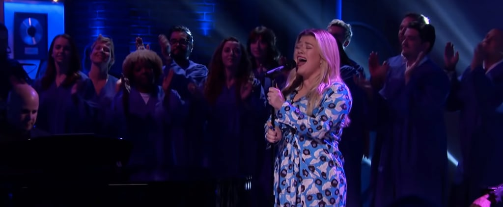 """Watch Kelly Clarkson's Cover of Sam Smith's """"Stay With Me"""""""