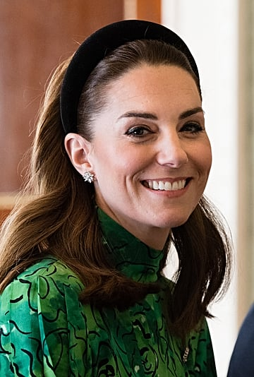 The Duchess of Cambridge's Most Stylish Headband Moments