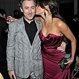 Alan Cumming and Sofia Vergara