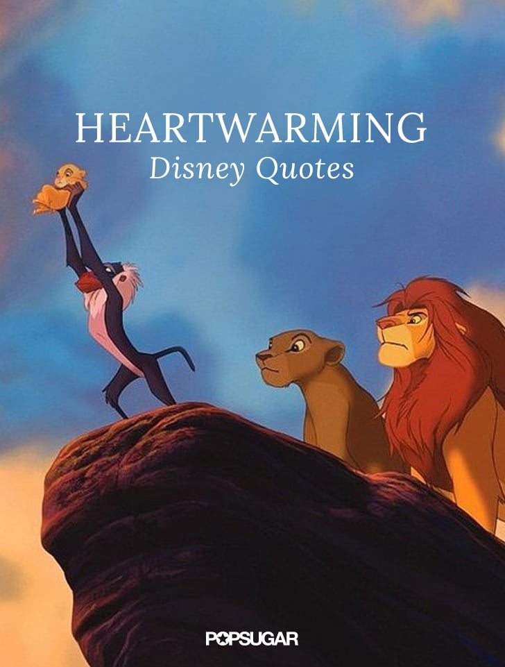 Best Disney Quotes | POPSUGAR Australia Smart Living