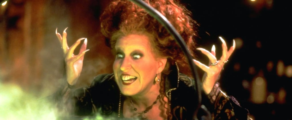 Bette Midler Will Live-Tweet Hocus Pocus Ahead of Halloween