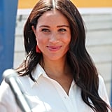 Meghan Markle Southern Africa Tour Style 2019