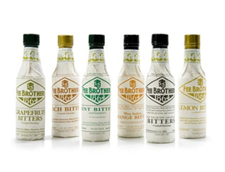 Fee Brothers Cocktail Bitters Set