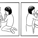 New Mom Comics Social Distancing With Family Cartoons