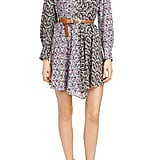 Isabel Marant Étoile Lissande Print Fit & Flare Dress